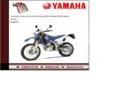 Thumbnail Yamaha wr250rx/xx wr250r/x 2008 Service Manual