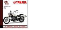 Thumbnail Yamaha xvs250/n 2001 workshop service repair manual
