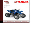 Thumbnail Yamaha yfs200(U-A)1988-06 workshop Service repair Manual
