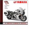 Thumbnail Yamaha fjr1300a/v 2006 workshop Service repair Manual