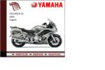 Thumbnail Yamaha fjr1300/a(S) 2004 supplementary service repair manual
