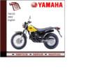 Thumbnail Yamaha Tw125 2002 supplementary Service repair Manual