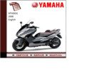 Thumbnail Yamaha xp500(X) 2008 workshop Service repair Manual