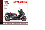 Thumbnail Yamaha xp500(S) 2004 supplementary Service repair Manual