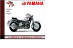 Thumbnail Yamaha xvs650 1997 supplementary Service repair Manual