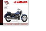 Thumbnail Yamaha xvs650a 1998 supplementary Service repair Manual