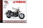 Thumbnail Yamaha xvs650a 2004 supplementary Service repair Manual