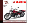 Thumbnail Yamaha xvs650 1997 supplementary Service repair Manual