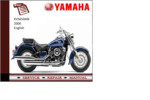 Thumbnail Yamaha xvs650an 2000 supplementary Service repair Manual