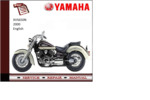 Thumbnail Yamaha xvs650n 2000 supplementary Service repair Manual