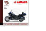 Thumbnail Yamaha xvz13tf(L) 1999 workshop Service repair Manual