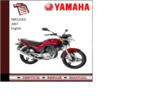 Thumbnail Yamaha ybr125ed 2007 supplementary Service repair Manual