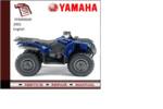 Thumbnail Yamaha yfm400ar 2002 supplementary Service repair Manual