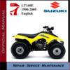 Thumbnail Suzuki LT160E 1990-2005 Workshop Service Repair Manual
