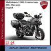 Thumbnail Ducati Multistrada 1200S Granturismo Workshop Service Manual