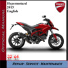 Thumbnail Ducati Hypermotard 2013 Workshop Service Repair Manual