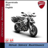 Thumbnail Ducati Hyperstrada 2013 Workshop Service Repair Manual
