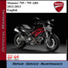 Thumbnail Ducati Monster 795 / 795 ABS 2012-13 Workshop Service Manual