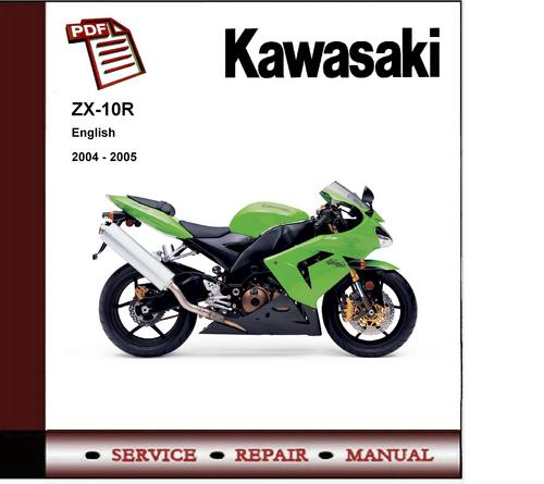 download now ninja zx10r zx 10r zx1000 2006 service repair workshop manual instant download
