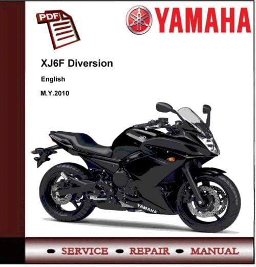 Yamaha Xj Diversion Service Manual Pdf