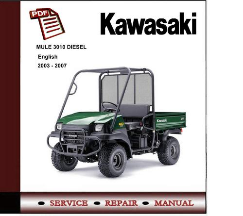 2005 Kawasaki Mule 3010 Wiring Diagram wiring diagrams