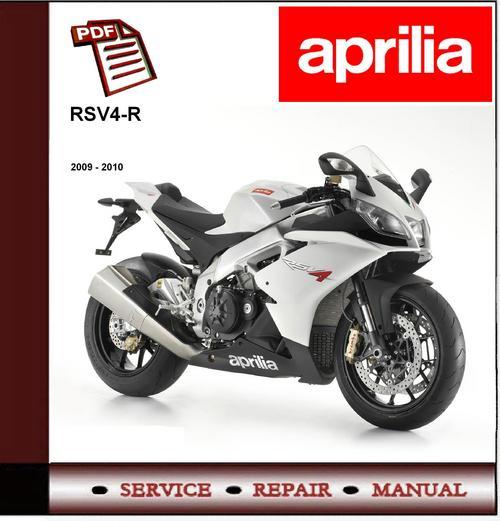 2009 2010 aprilia rsv4 r rsv4r rsv4 workshop service manual downl rh tradebit com aprilia rsv4 rf workshop manual Store Workshop Manual