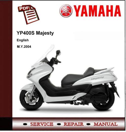yamaha yp400 majesty 2004 workshop service repair manual down rh tradebit com