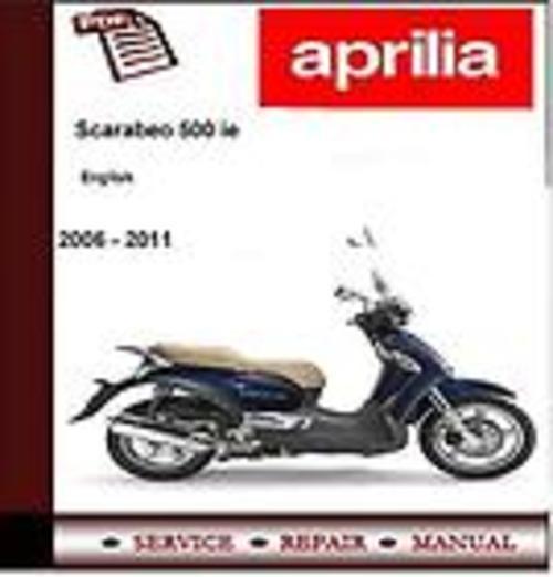 Pay For Aprilia Scarabeo 500 Ie 2006 2011 Workshop Service Manual: Aprilia Scarabeo 500 Wiring Diagram At Executivepassage.co