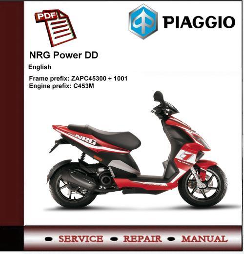 piaggio nrg power dt workshop service repair manual. Black Bedroom Furniture Sets. Home Design Ideas