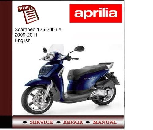Scarabeo 125