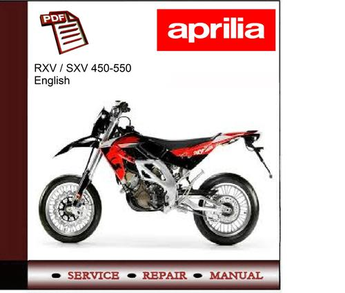 [ZSVE_7041]  Aprilia rxv/sxv 450-550 workshop service repair manual - Tradebit | Aprilia Sxv 550 Wiring Diagram |  | Tradebit