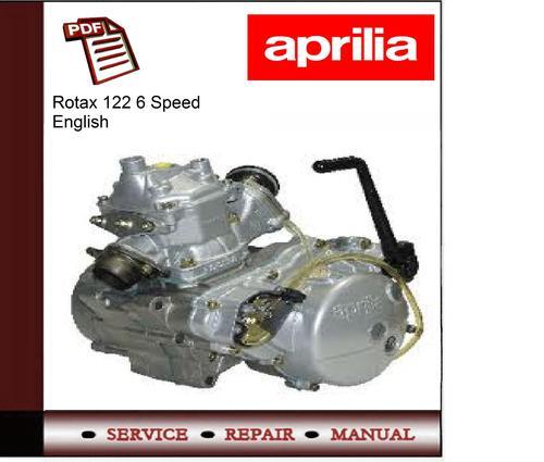 aprilia rotax 122 engine repair manual download manuals. Black Bedroom Furniture Sets. Home Design Ideas