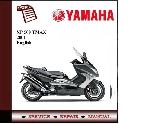 yamaha xp500 tmax 2001 workshop service manual download manuals rh tradebit com XP500 Turtle Turle Beach XP500