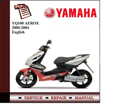 Yamaha Yq100 Aerox 2000