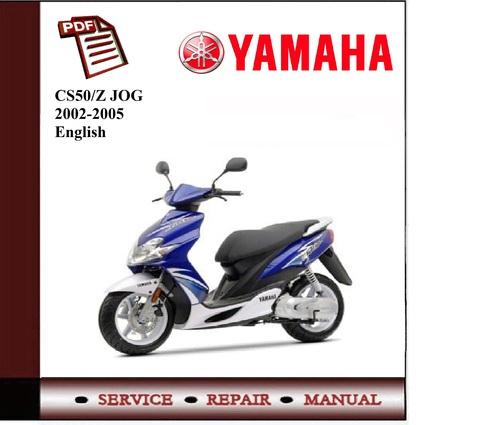 Yamaha Cs Manual