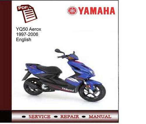 Yamaha Yq50 Aerox 1997