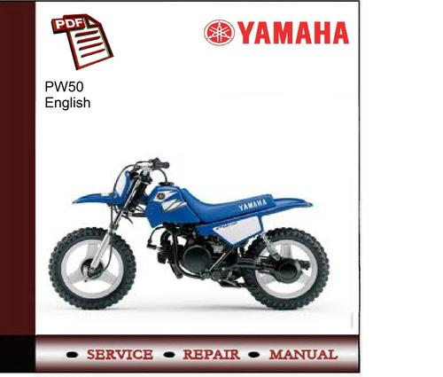 Yamaha pw50 workshop service manual download manuals for Yamaha installment financing