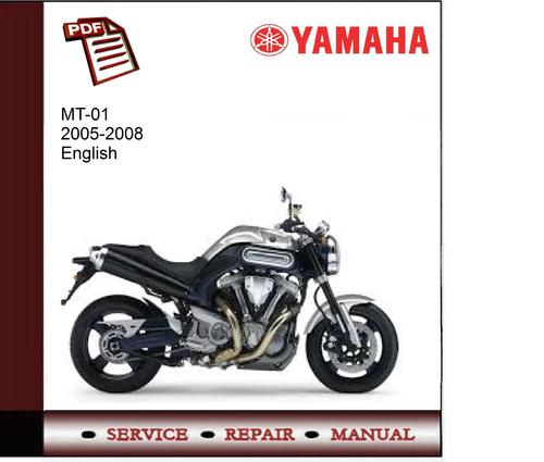 yamaha mt 01 2005 2008 service manual download manuals tec rh tradebit com yamaha mt 01 service manual yamaha mt 01 owners manual