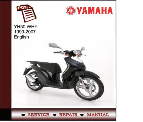 download now yamaha yh50 yh 50 why service repair workshop manual