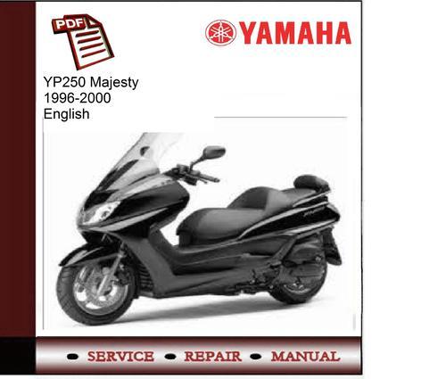 yamaha yp250 service manual pdf download autos post. Black Bedroom Furniture Sets. Home Design Ideas
