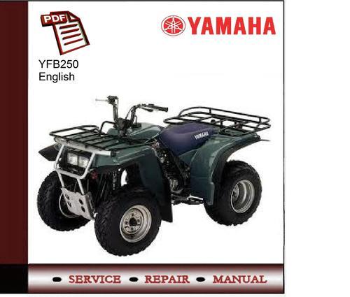 yamaha yfb250 service manual download manuals technical. Black Bedroom Furniture Sets. Home Design Ideas