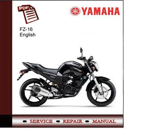 Yamaha fz 16 service manual download manuals technical for Yamaha ysp 5600 manual