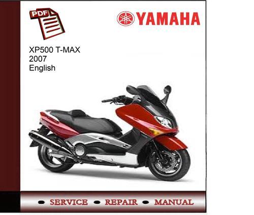 yamaha xp500 t max 2007 service manual download manuals te rh tradebit com yamaha tmax 2010 service manual yamaha tmax 500 repair manual