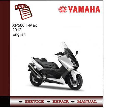 yamaha xp500 t max 2012 service manual download manuals tec rh tradebit com tmax 530 owner's manual yamaha tmax 530 service manual pdf