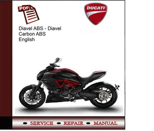 ducati diavel abs diavel carbon abs service manual. Black Bedroom Furniture Sets. Home Design Ideas