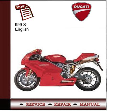 ducati 999s service manual download manuals technical. Black Bedroom Furniture Sets. Home Design Ideas