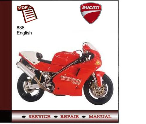ducati 888 service manual download manuals technical. Black Bedroom Furniture Sets. Home Design Ideas