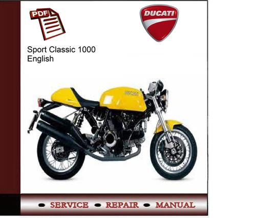 ducati manual best repair manual download. Black Bedroom Furniture Sets. Home Design Ideas