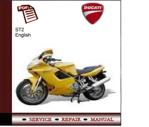 ducati st2 service manual download manuals technical. Black Bedroom Furniture Sets. Home Design Ideas