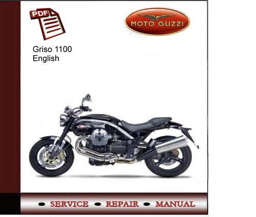 download moto guzzi norge 1200 motoguzzi service repair workshop manual